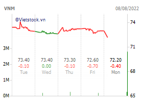 VNM: Viet Nam Dairy Products Joint Stock Company - VINAMILK